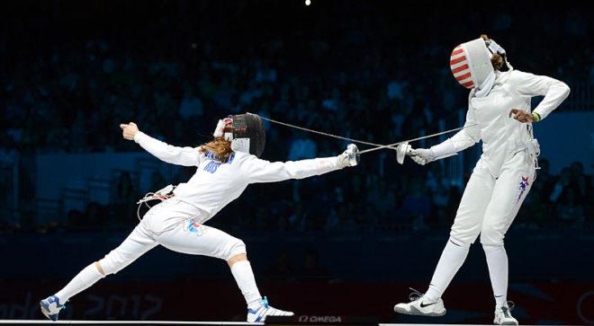 Спортивное фехтование — романтичность и мужественность