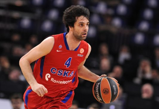Игроки баскетбольной команды ЦСКА – лучшие в мире