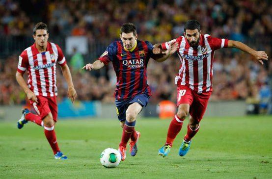 «Барселона» вышла в финал Кубка Испании, обыграв «Атлетико»