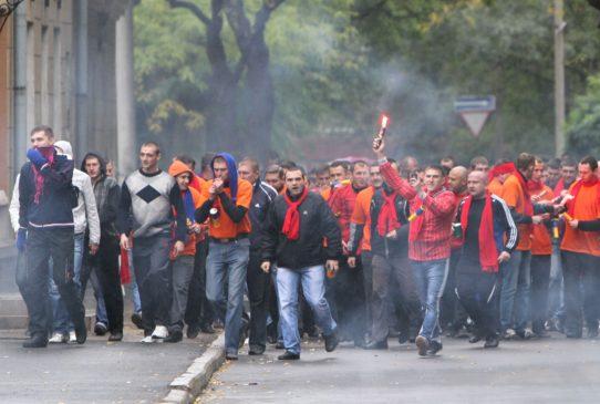 Госдума РФ поддержит депортацию футбольных хулиганов