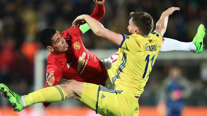 Команды «Ростова» и МЮ имеют одинаковые шансы на победу