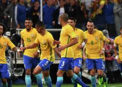 Бразильская футбольная сборная – первая команда, квалифицировавшаяся на ЧМ-2018