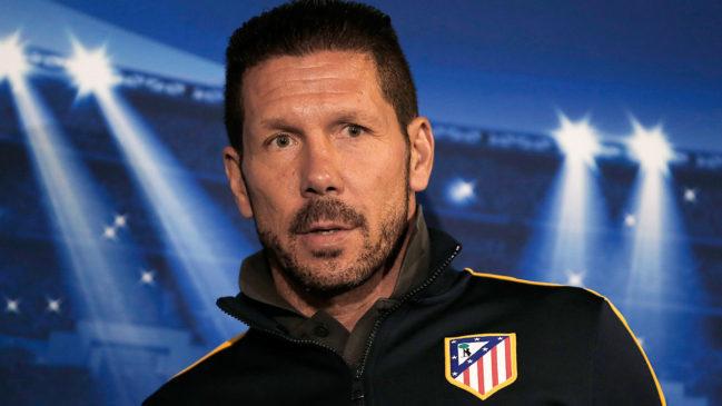 По мнению Симеоне футбольный клуб «Атлетико» заслуженно вышел в ¼ финала Лиги чемпионов