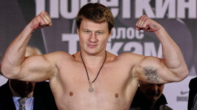Дисквалификация Поветкина не помешает боксеру выйти на ринг 1 июля с безликим противником