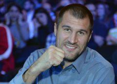 Сергей Ковалев прокомментировал свое поражение в бое с Уордом