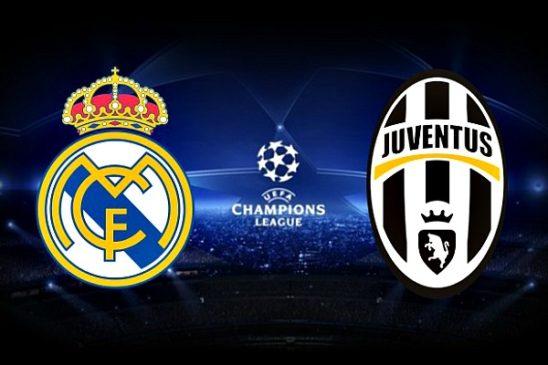 В финале лиги чемпионов, встретиться Ювентус и Реал Мадрид