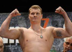 Поветкин вернулся в рейтинги боксерских организаций