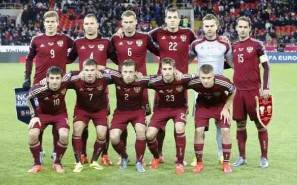 Сборная России и московское «Динамо» проведут выставочный поединок