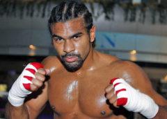 Боксер Хэй из Британии желает вызвать на бой Энтони Джошуа