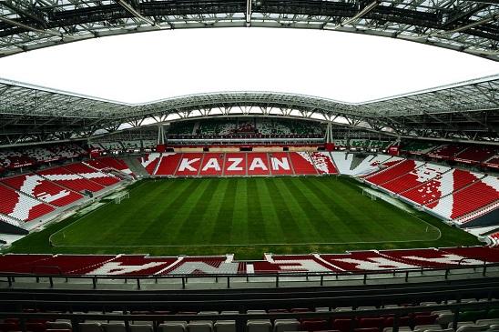 В рамках подготовки ЧМ-2018 на «Казань-Арене» состоялось тренировочное отключение электроснабжения