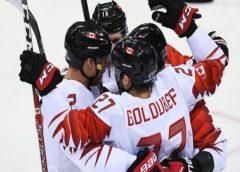 В матче за бронзу канадцы победили чешских хоккеистов
