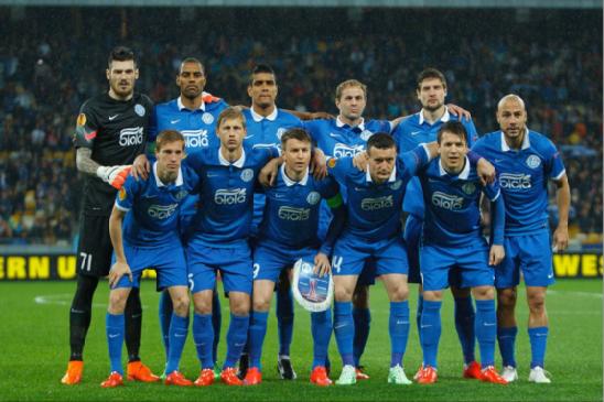 ФК «Днепр» перейдет во вторую лигу футбольного первенства Украины