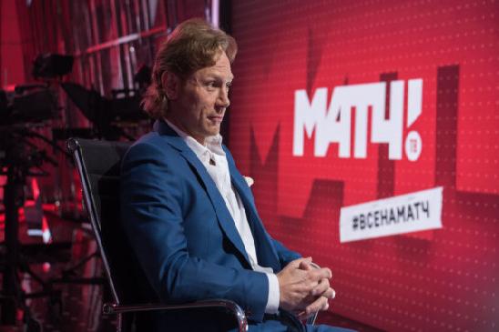 На телеканале Матч ТВ новый главный редактор футбольных трансляций