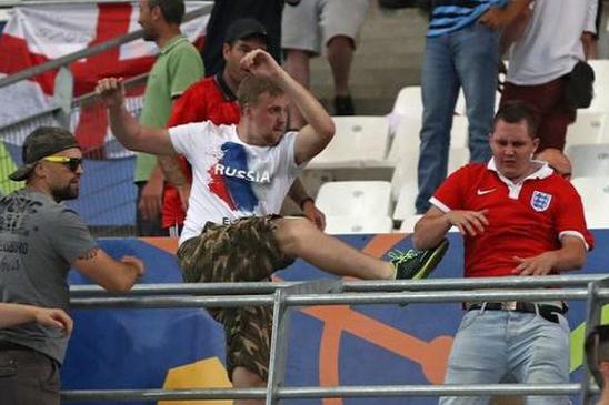 Глава ФИФА не беспокоится о возможных стычках хулиганов на Чемпионате Мира 2018 года
