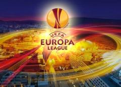 Участники полуфинала Лиги Европы по футболу