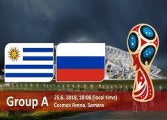 Россия — Уругвай. Прогноз на матч