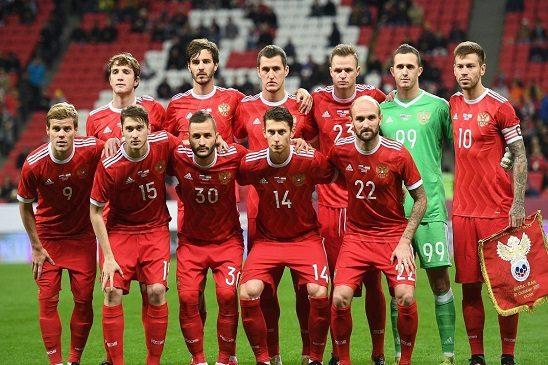Какой была сборная России по футболу в этом году, перспективы следующего