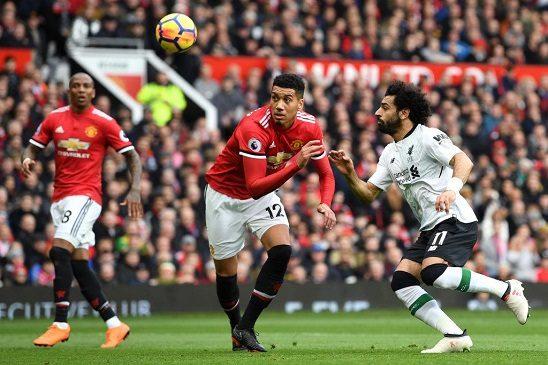 Английская Премьер Лига 2018/19 Тур 27. «Манчестер Юнайтед» — «Ливерпуль»