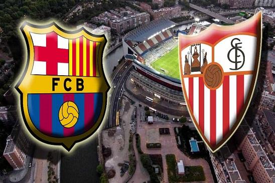 Примера 2018/19. Тур 25 «Севилья» — «Барселона»