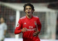 «Атлетико» может приобрести молодого нападающего «Бенфики» за 70 млн.евро